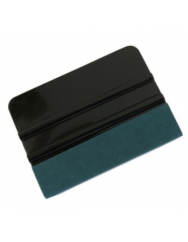Foil Squeegee with Alcantara Cover
