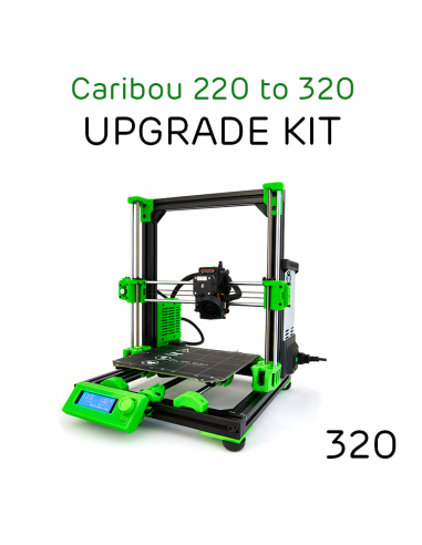 Caribou 220 to Caribou 320 Upgrade Kit