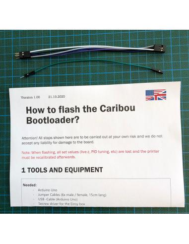 Boot Loader Kabel-Set (Einsy board)