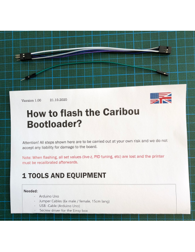 Einsy Boot Loader Cable Kit