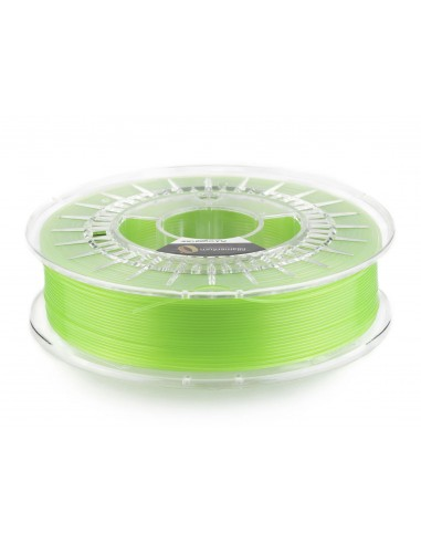 """PLA Crystal Clear """"Kiwi Green"""""""