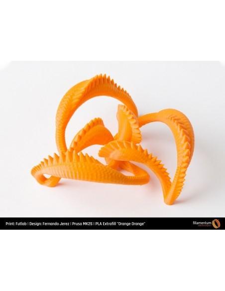 "PLA Extrafill ""Orange Orange"""