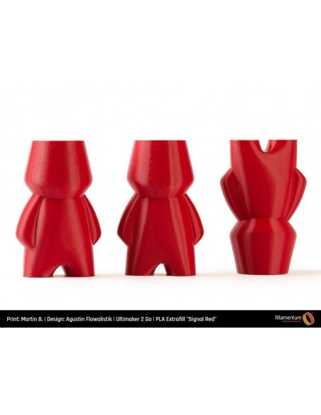 """PLA Extrafill """"Signal Red"""""""