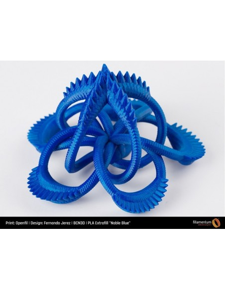 "PLA Extrafill ""Noble Blue"""