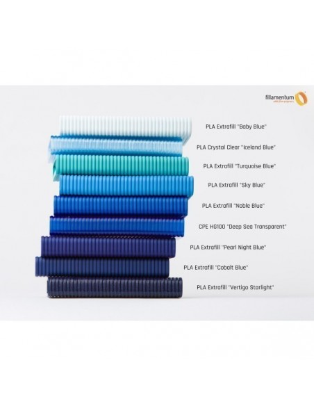 "PLA Extrafill ""Pearl Night Blue"""