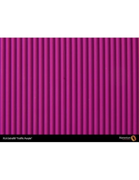 """PLA Extrafill """"Traffic Purple"""""""