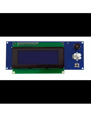 20x4 LCD Display by LDO